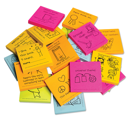 Sticky-Note Pads