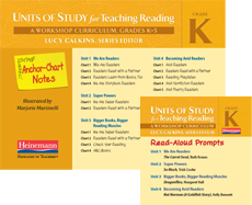Units of Study for Teaching Reading Grades K-5