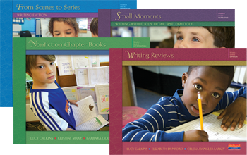 Baby literacy essay unit teachers college