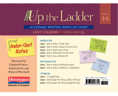Up The Ladder An Introduction To Writing Workshop