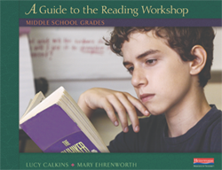 Sample Chapter from A Guide to the Reading Workshop, Middle School Grades