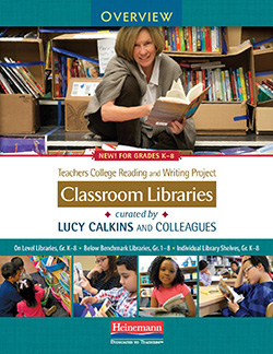 TCRWP Classroom Libraries Overview