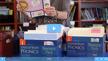 Phonics FAQs: What are some ways I unpack and organize my resources from the resource pack? Unboxing the Resource Pack: Part 1